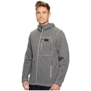 The North Face Gordon Lyons Hoodie Full Zip Gray